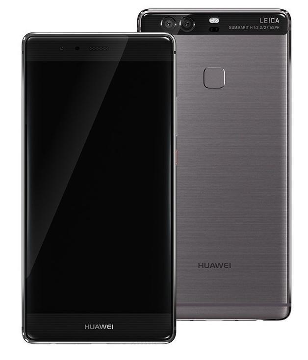 Huawei P9 Plus 64GB - Quartz Grey