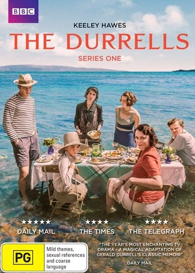The Durrells - Series One on DVD image