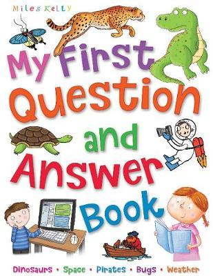 My First Question and Answer Book by Oxlade Chris image