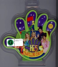 Hi-5 - Travelling Circus on DVD image