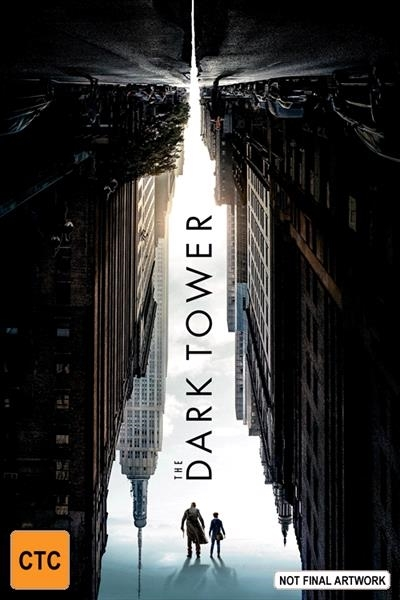 The Dark Tower on Blu-ray, UV