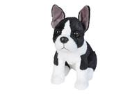 Cuddlekins: Sitting Boston Terrier Dog - 12 Inch Plush