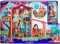 Enchantimals: Cozy Deer House - Doll Playset