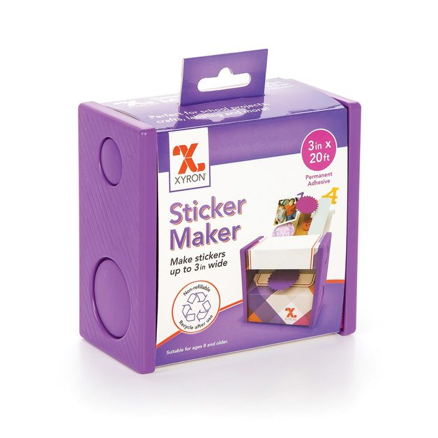 Xyron: Disposable Sticker Maker (7.6 cm)