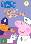 Peppa Pig: When I Grow Up on DVD