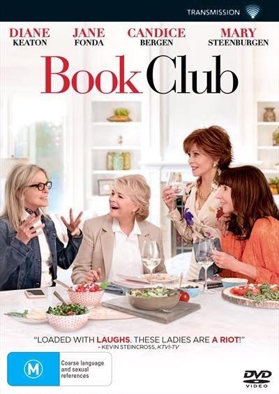 Book Club on DVD image
