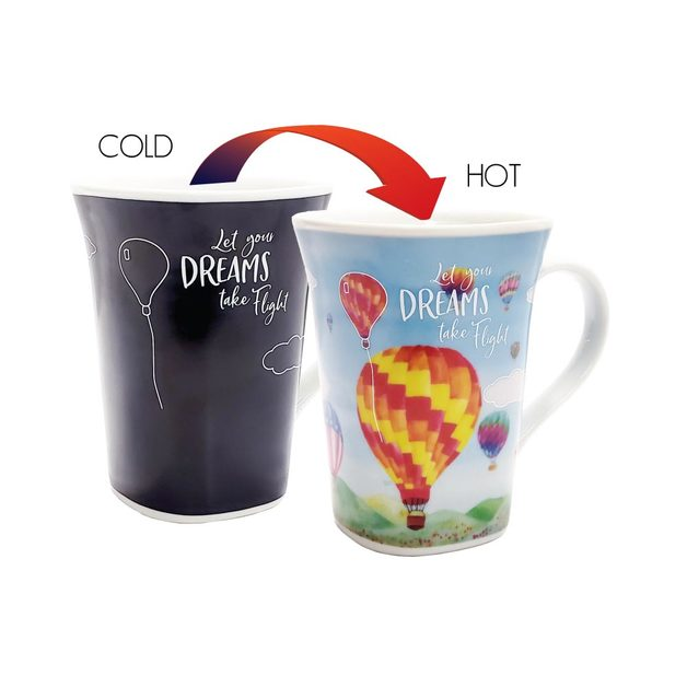 Ollee Bee: Colour Changing Story Mug - Dream