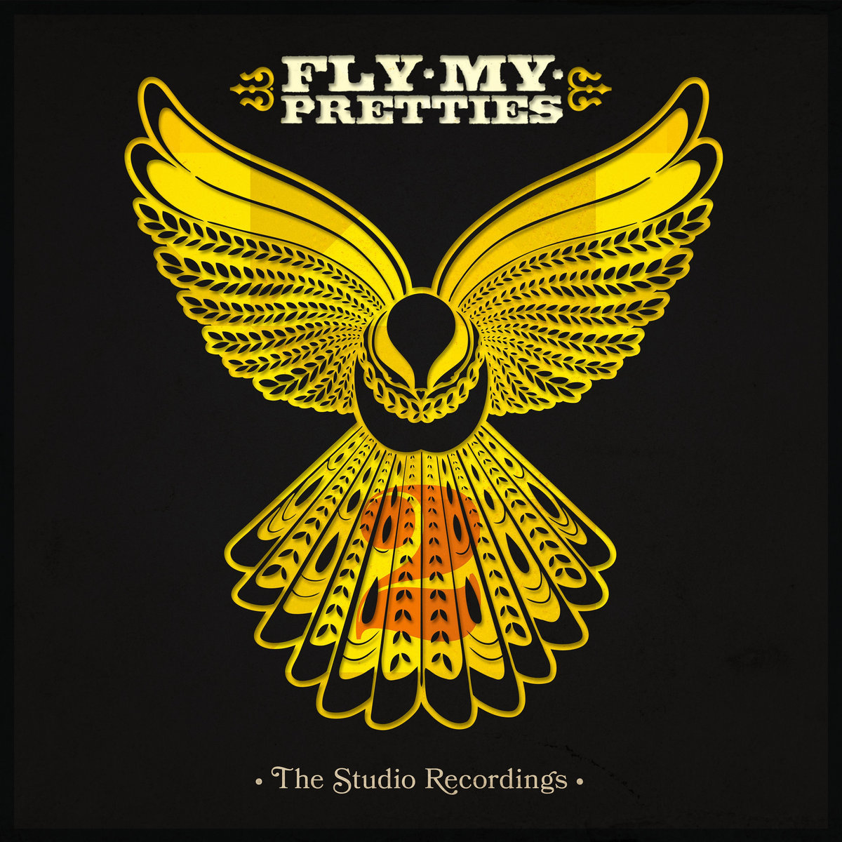 The Studio Recordings - Part 2 by Fly My Pretties image