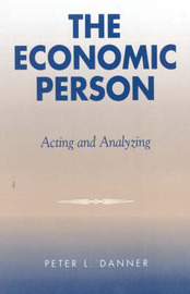 The Economic Person by Peter L. Danner image
