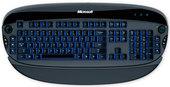 Microsoft Reclusa Gaming Keyboard Black USB for  image