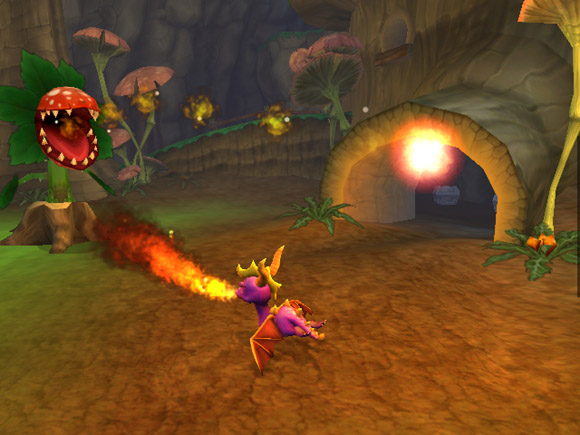 Spyro: A Hero's Tail for PlayStation 2 image