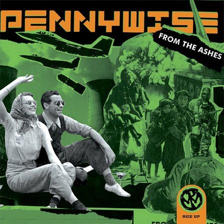 From The Ashes by Pennywise
