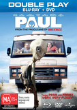 Paul - Double Play on DVD, Blu-ray