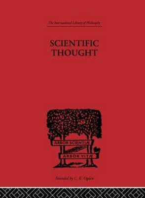 Scientific Thought by C.D. Broad image