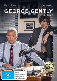 George Gently: Series 7 on DVD image