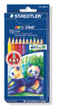 Staedtler - Noris Club MAXI Learner Coloured Pencils - Pack of 10