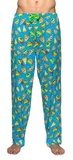 TMNT: Turtles & Pizza Pajama Pants - XL