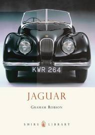 Jaguar by Graham Robson image