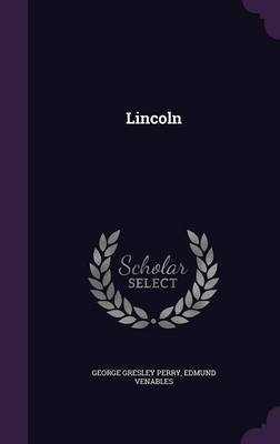 Lincoln by George Gresley Perry image