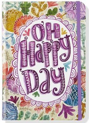 Oh Happy Day Journal (Diary, Notebook)