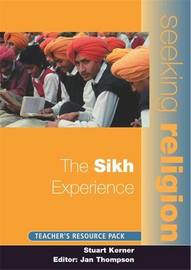 The Sikh Experience by Stuart Kerner image