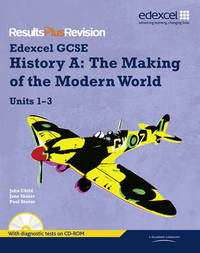 GCSE History Spec A Student Book Plus CD-ROM by Jane Shuter image