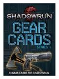 Shadowrun RPG: Gear Cards V1