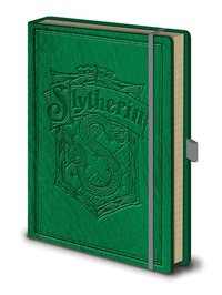 Harry Potter: A5 Premium Notebook - Slytherin