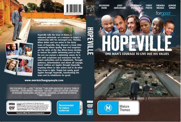 hopeville dvd