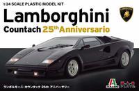 1/24 Lamborghini Countach 25th Anniversary Japanese Ver. - Model Kit