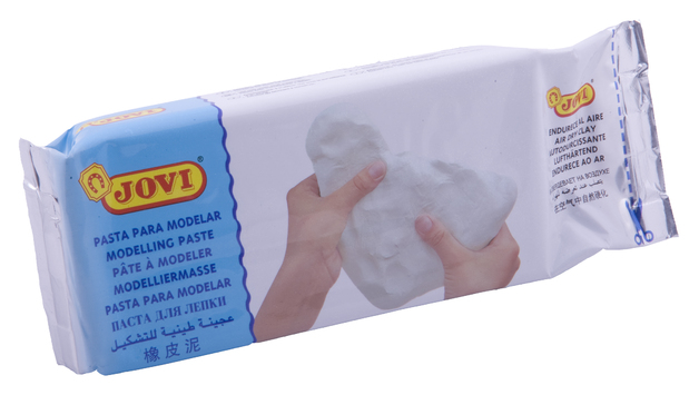 Jovi: Air Hardening Clay - White (500g)