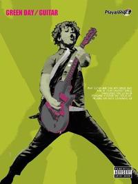 Green Day Authentic Guitar Playalong by Green Day