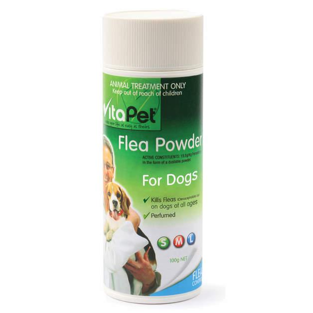 Vitapet: Flea Powder For Dogs (100g)