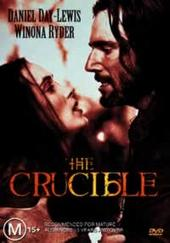 The Crucible on DVD