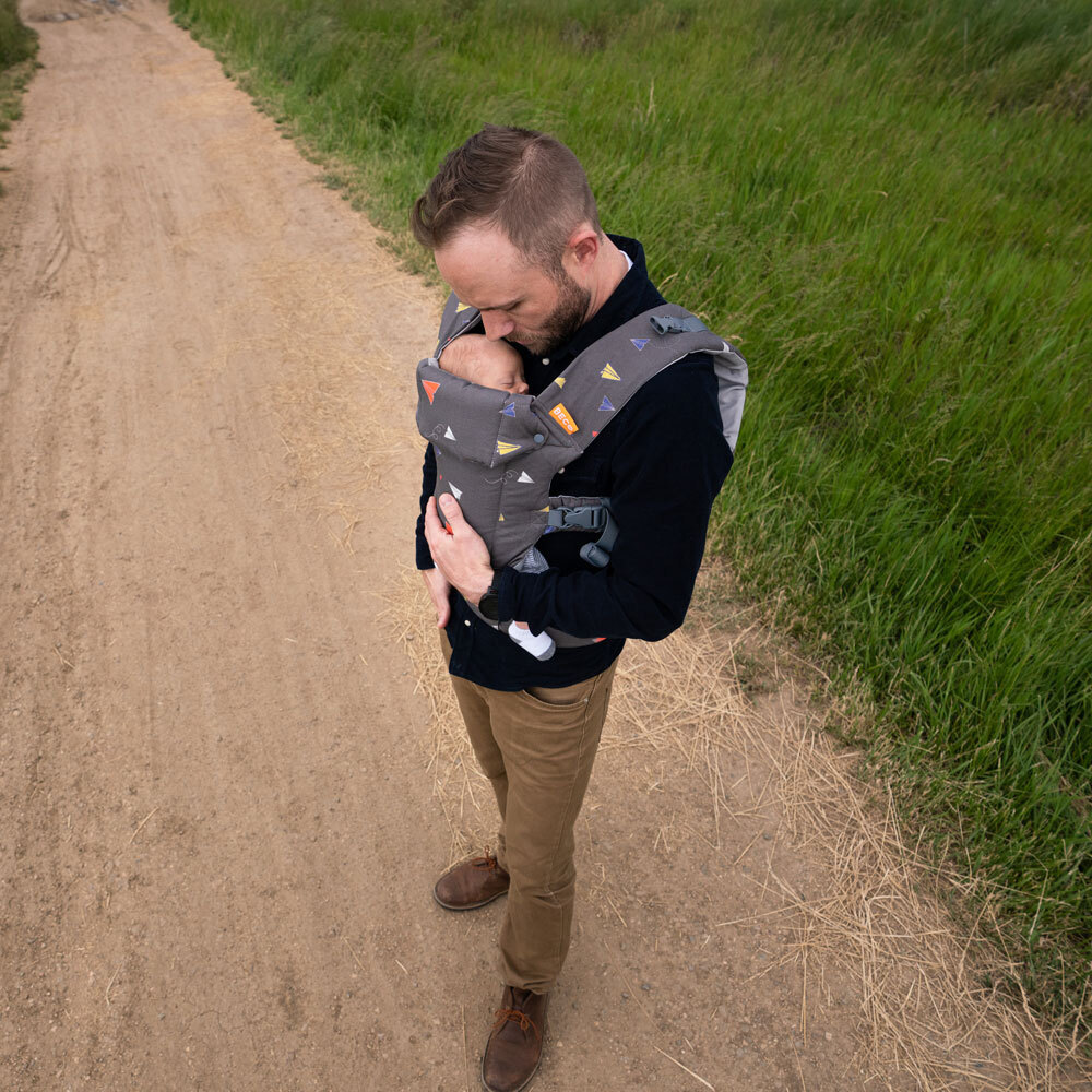 Beco: Gemini Beco Baby Carrier - Airplanes image