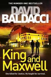 King and Maxwell by David Baldacci image