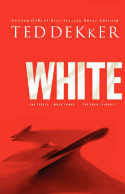 White by Ted Dekker image