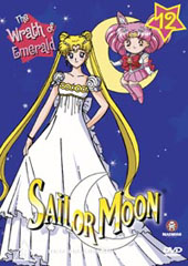 Sailor Moon - 12 on DVD
