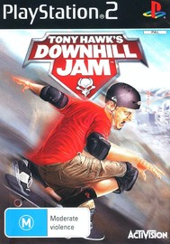 Tony Hawk's Downhill Jam for PlayStation 2