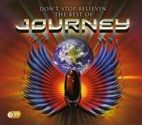 Don't Stop Believing :- The Best of Journey (2CD) by Journey