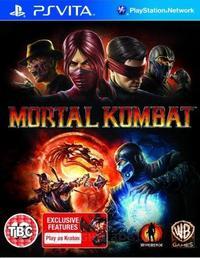 Mortal Kombat for PlayStation Vita