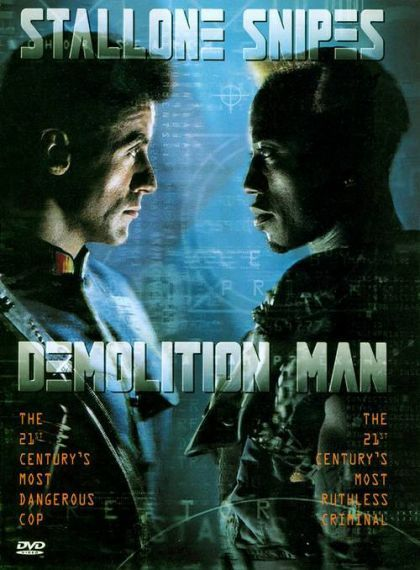 Demolition Man on DVD image
