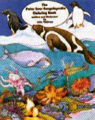 Polar Seas Encyclopedia Coloring Book by Julia Pinkham