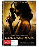 Columbiana DVD