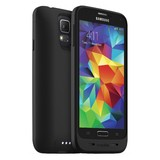 Mophie Juice Pack Galaxy S5 Battery Case (Black)