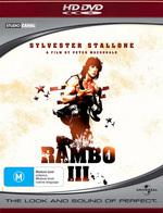 Rambo III on HD DVD