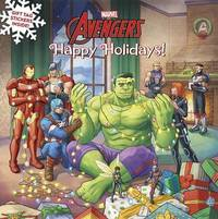 Marvel Avengers: Happy Holidays! by Thomas Macri