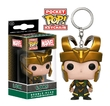 Thor - Loki Pop! Keychain