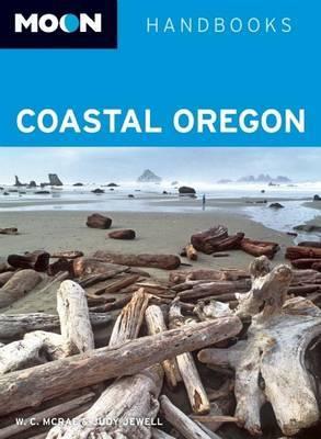 Moon Coastal Oregon by W.C. McRae