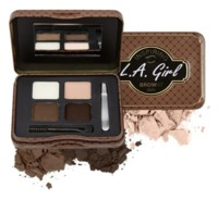 LA Girl Inspiring Brow Kit - Dark & Defined